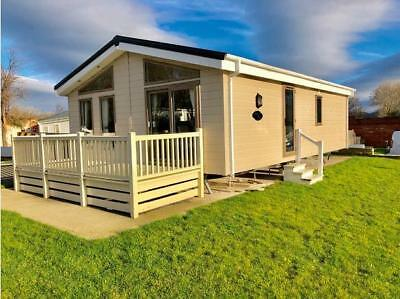 LUXURY LODGE 2BED LODGE FOR SALE NORTH WALES INCLUDES 2020 SITE FEES