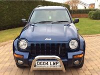 jeep cherokee limited 101,000 miles good service history cambelt changed