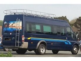Ford Transit Semi High Top Campervan