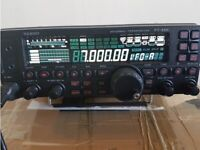 Used, YAESU FT 450 AT. HF + 50 Mhz TRANSCEIVER. WIDE-BANDED. EXCELLENT CONDITION. for sale  Potton, Bedfordshire