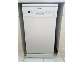 BUSH slimline dishwasher WQP8-9269