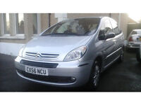 Citroen, Xsara Picasso 1.6 Exclusive