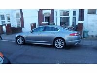 Jaguar XF 3 Litre TD Luxury Sport Automatic with Tiptronic+loads of extras