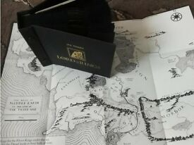 Amazing BBC Lord of the Rings 19 CD Collection - radio dramas, soundtracks, middle earth map £45