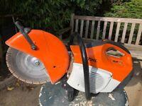 Stihl ts410 concrete saw £275