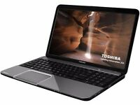 Toshiba I5 laptop - as new. Windows 10
