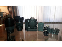 Canon EOS 400D With Lots Of Extras.