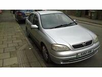 Vauxhall Astra, 1.8 SRi