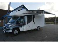 2017 AUTO-TRAIL APACHE 632 MOTORHOME FIAT DUCATO 2.3 DIESEL 130 BHP AUTOMATIC GE