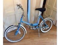 Winchester brand fold up bike