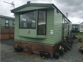 Caravan to hire @ Ocean Edge, Heysham 6 Berth