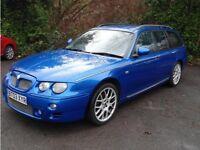 MG Zt-t 1.8t, 2003 Blue Estate, Manual Petrol, 80,580 miles Repair