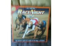 Host your own Race Night Greyhound Racing DVD Game New & Sealed