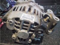 FORD FIESTA MK6 1.25 DURATEC ALTERNATOR 70 - MAY FIT OTHER CARS