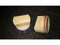 Caravan Breakers - Used Whale Tap Tops - set of 2