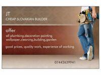 Cheap slovak builder