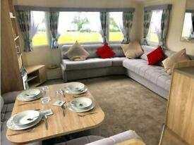 LUXURY STATIC CARAVAN FOR SALE ERYL HALL COUNTRY PARK NORTH WALES INC 2021 FEES