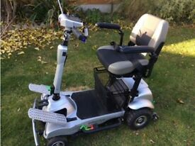 QUINGO FLYTE MOBILITY SCOOTER IN EXCELLENT CONDITION