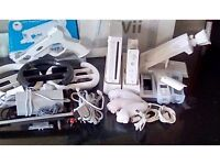 Nintendo Wii Console with box