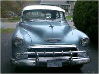 1952 Chevie Styline Classic Car For Sale