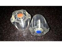 Caravan Breakers - Used Clear Tap Tops