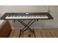 Yamaha NPV80 piano keyboard