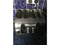 Kenwood 4-slice toaster in good condition in Lancaster