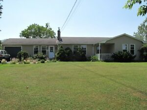Beautiful horse / hobby farm with large home and 5 stall barn