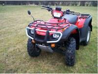 HONDA QUAD OR FARM QUAD WANTED