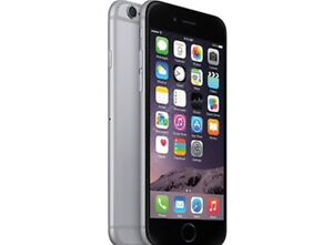 Iphone 6 space gray 16GB