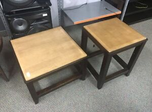 Mando Coffee and 2 End Tables
