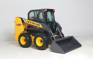2018 New Holland C238