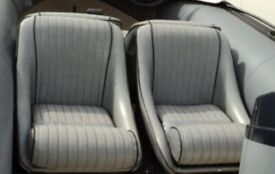 WANTED - Avon Searider Deluxe back to back seats