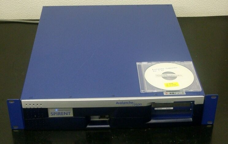 SPIRENT EA2500C AVALANCHE L4-7 Traffic Tester