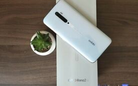 Oppo Reno2 Z Sky White 128GB Unlocked With Warranty