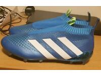 Adidas Ace 16+ Purecontrol FG/AG uk size 10.5