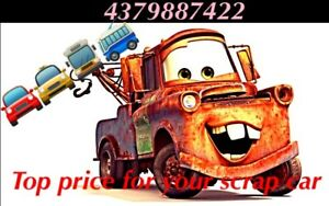 GET TOP DOLLAR OUT OF YOUR SCRAP CARS ! 4379887422