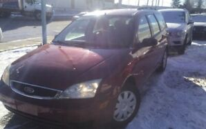 Ford focus 2005 station,automatic ,110000km