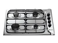 Hotpoint Newstyle G640SX Hob - Stainless Steel