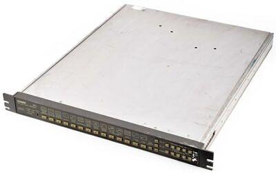 Leader 411 Ntsc Test Sync Signal Generator Unit 1u Rackmount