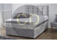 CRUSHED VELVET BED SETS