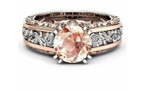 Rose Gold Ring - New