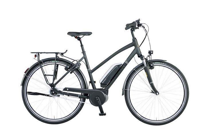 E-Bike Bosch Mittelmotor, 400 Watt Akku der Fa. Greens