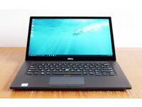 Dell Latitude 14 7480, Intel Core I7 3.9Ghz 32GB RAM 512GB SSD IPS inch xps 4K laptop 13 14 15