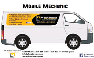 mobile roadworthy in Springfield Lakes 4300, QLD | Services