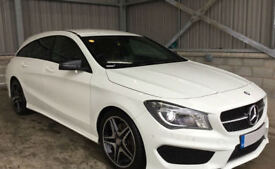 Mercedes-Benz CLA 220 Shooting Brake 7 AMG FROM £98 PER WEEK!