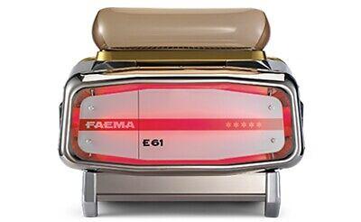 Faema E61 Legend 2 Group - 220v Commercial Espresso Machine
