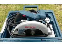 Bosch Jigsaw & Circular Saw