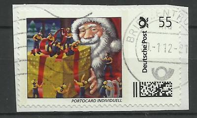 Weihnachten 2011  aus Portocard 0,55 € - Briefausschnitte RAR