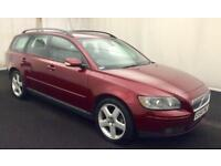 VOLVO V50 1.8 SE ESTATE..PRICE REDUCED BY £180..LOOKS+DRIVES GREAT